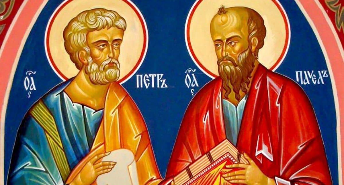 Пётр і Павел. 12 ліпеня.