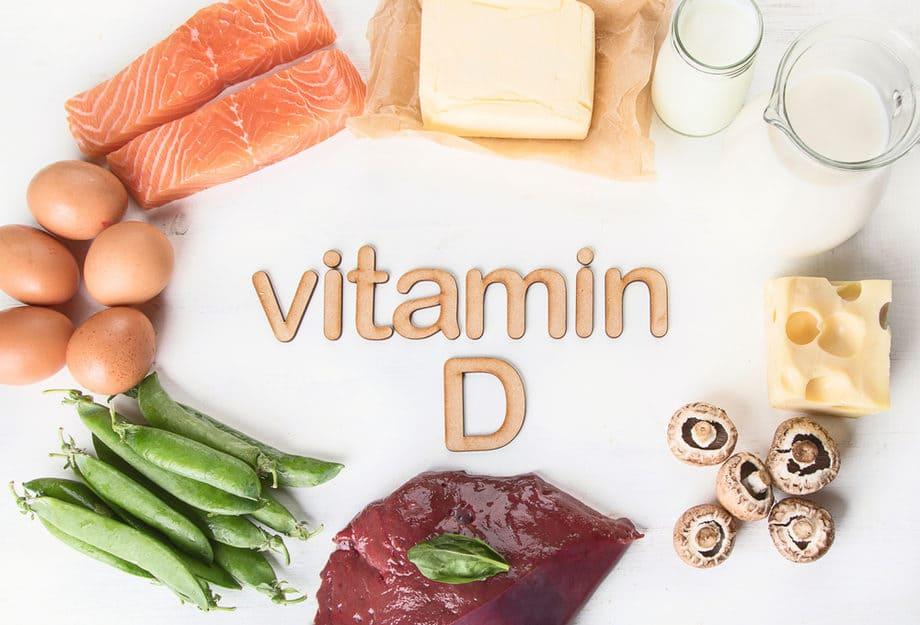 Астэапароз і вітамін D.
