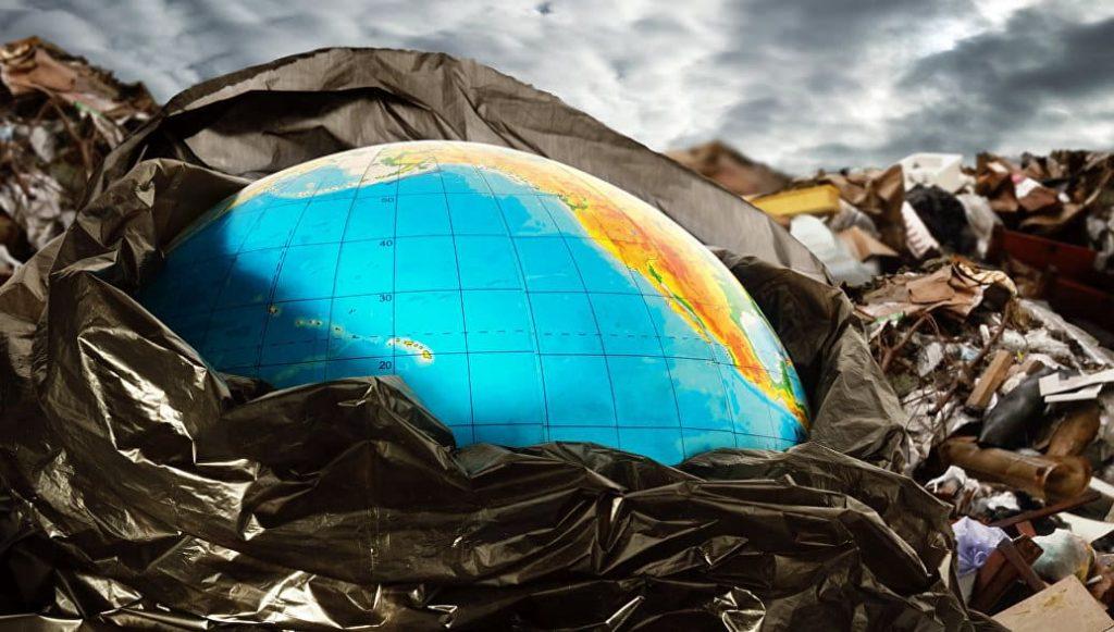 Пластык. Мікрапластык. Пагроза для Зямлі.