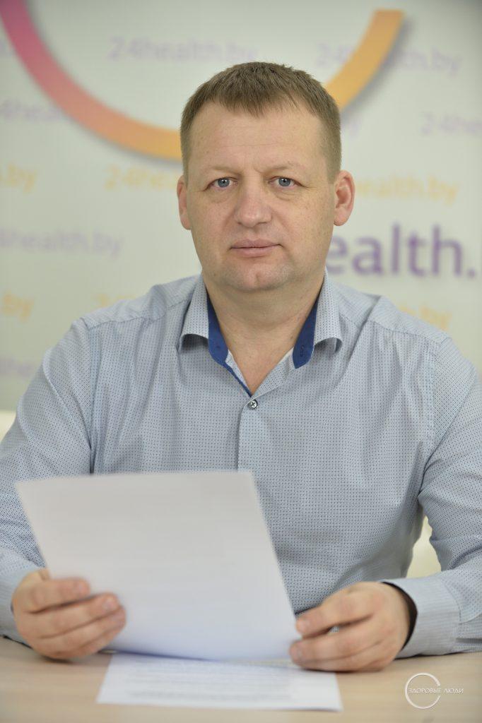 Игорь Заборовский офтальмолог РБ