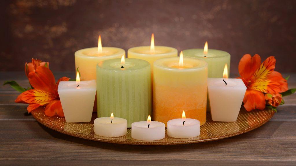 Дзень сурка. БДзень вожыка. Запальваем свечкі.