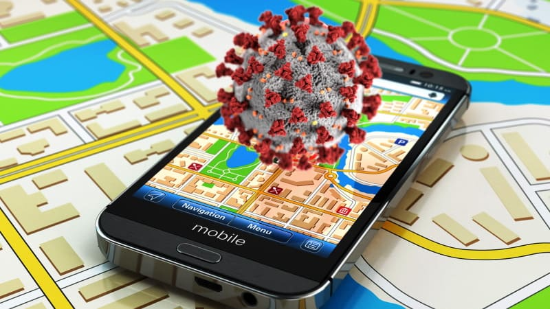 Каранавірус. Тэст. Ці жыве вірус на смартфонах.