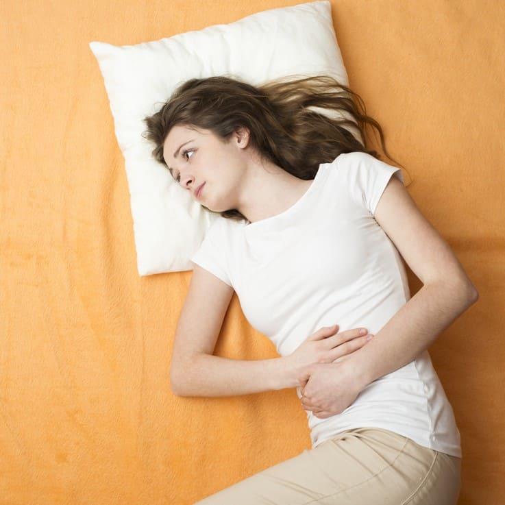 Палавое выспяванне. Балючая менструацыя.