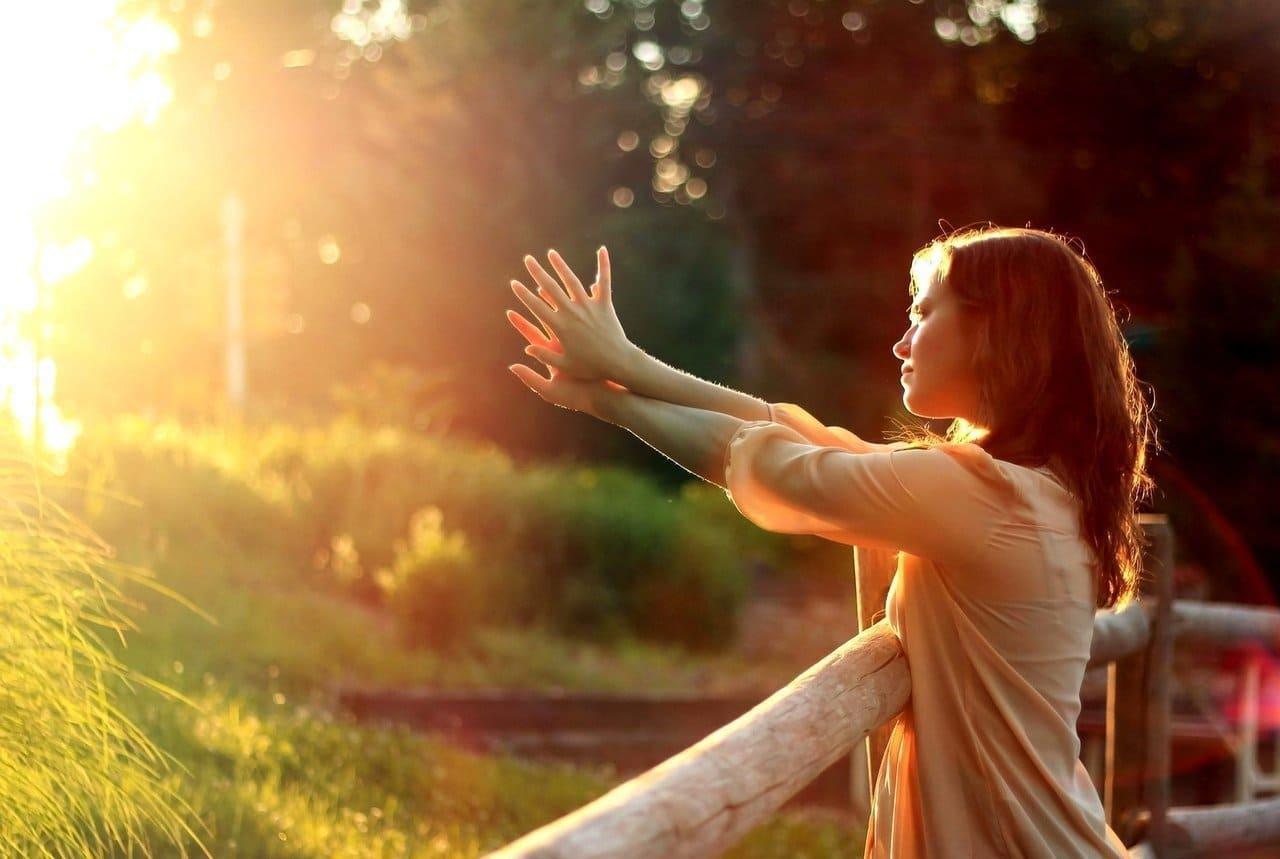 Сонца: радасць і бяда.