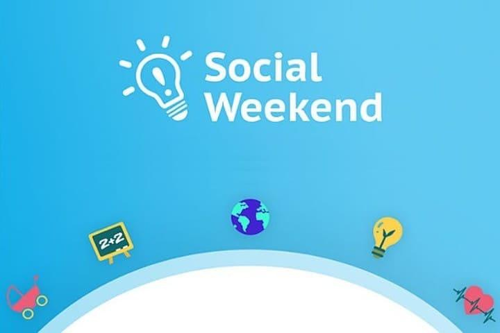 Social Weekend. Конкурс. Фінал.