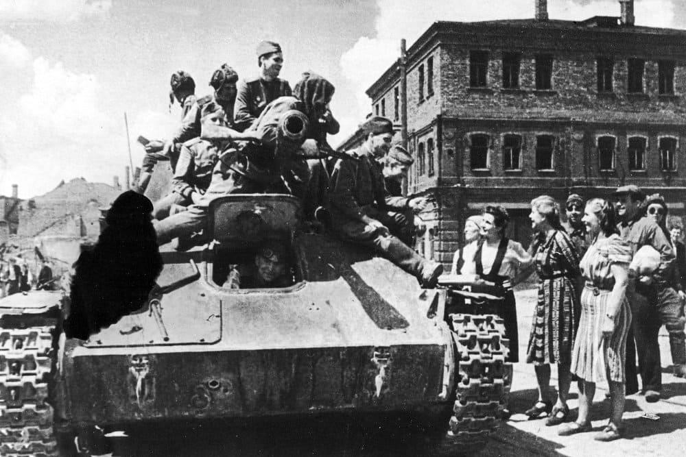 3-га ліпеня 1944 года. Мінск.
