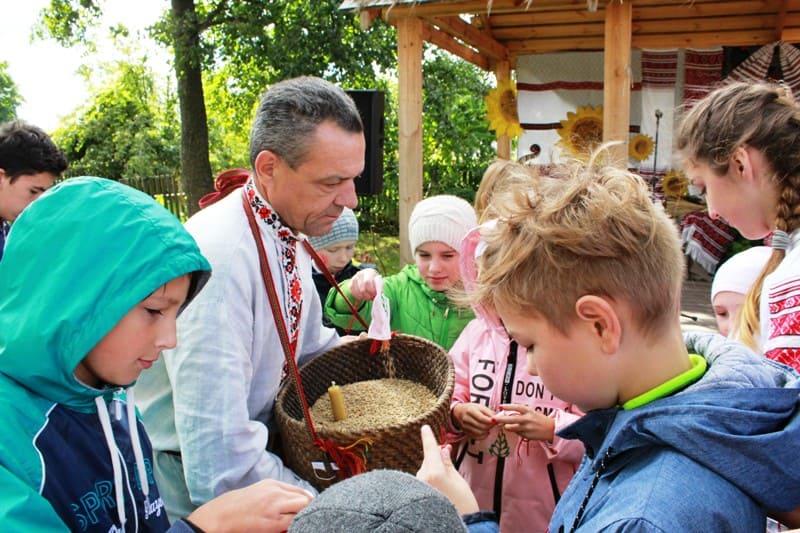 Багач. Традыцыі беларускага свята.