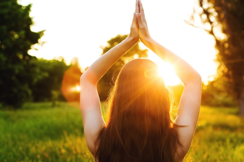 Вітамін Д. Крыніца – сонечнае святло.