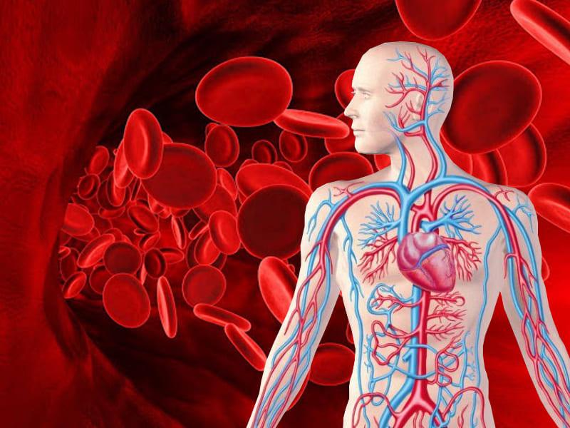 Хранічная сардчэная недастатковасць (ХСН) і анемія.
