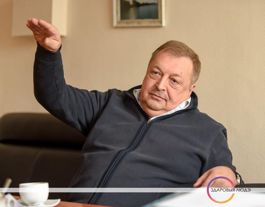 Ігар Такарэвіч.