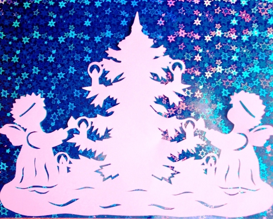Снежныя анёлы. Дзень снежных анёлаў.