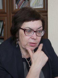 Ганна Гарчакова.