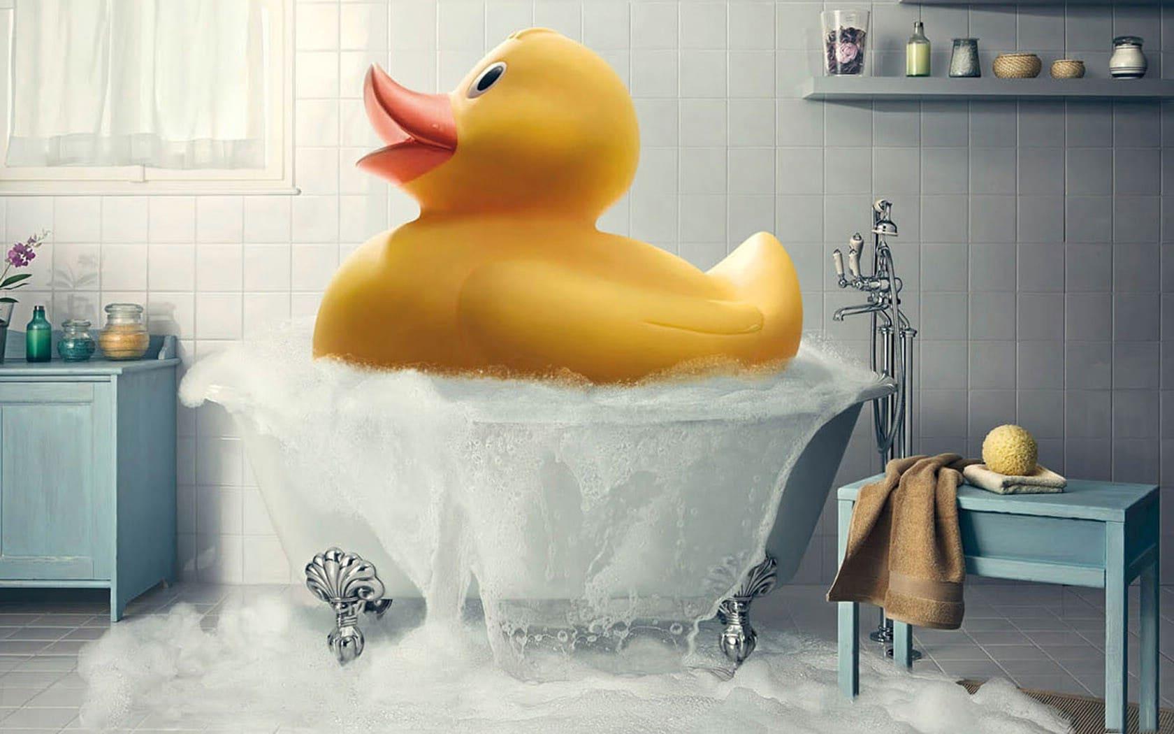 Дзень камп'ютарнага набору. Дзень ванны з пенай.