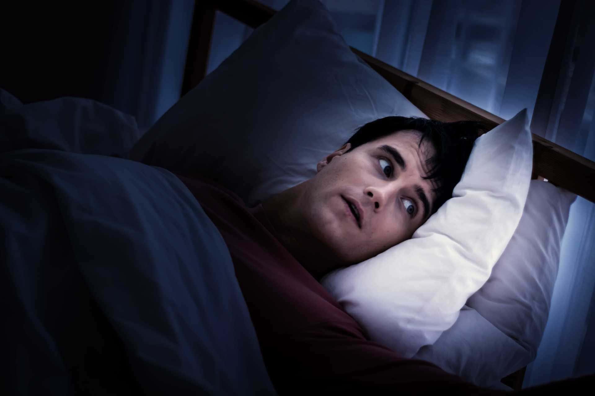 Здаровы сон. Калі не высыпаешся.