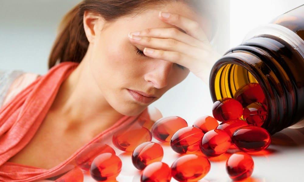 Вітамін Е. Чым небяспечны гіпервітаміноз.