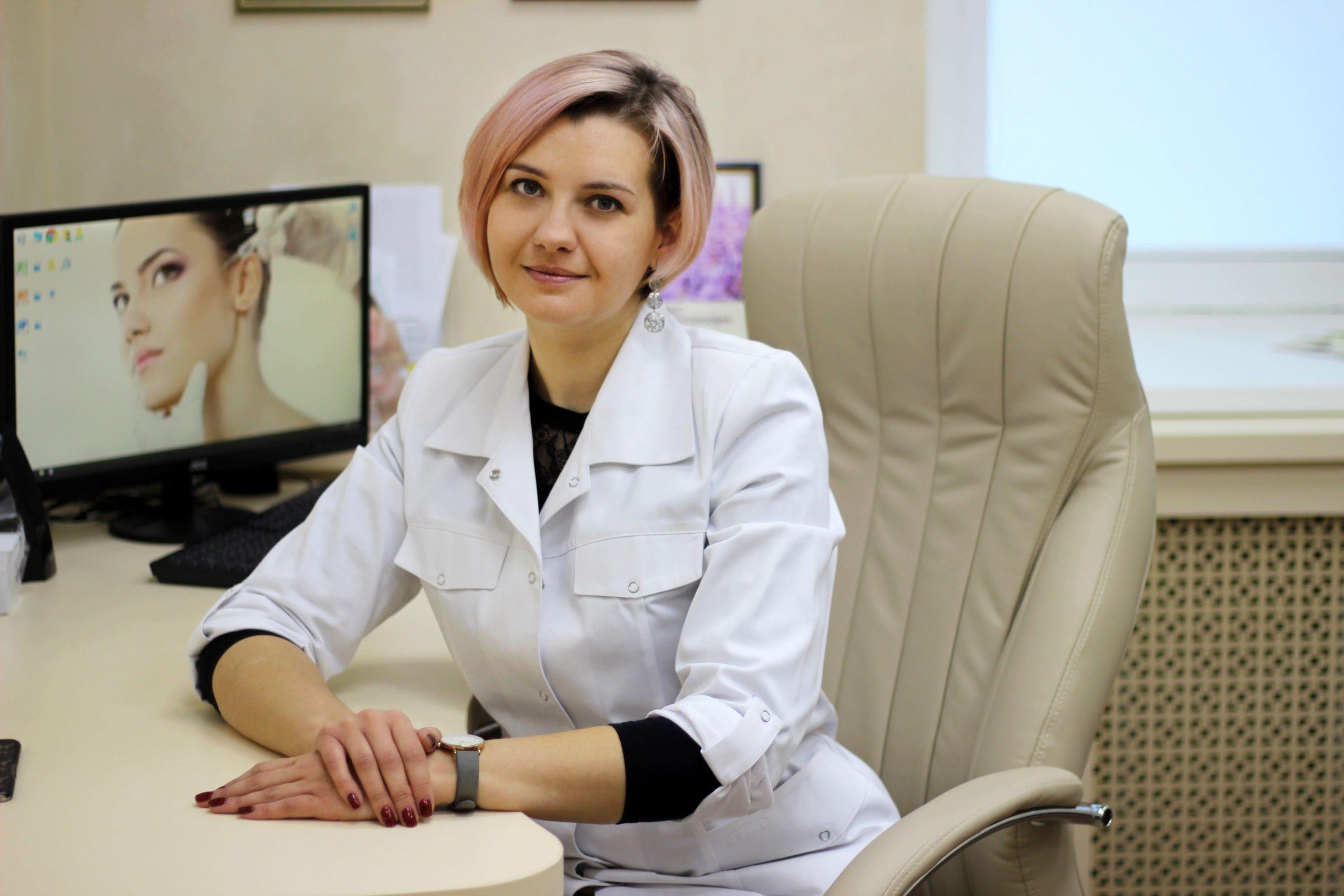 Юлія Баранава.