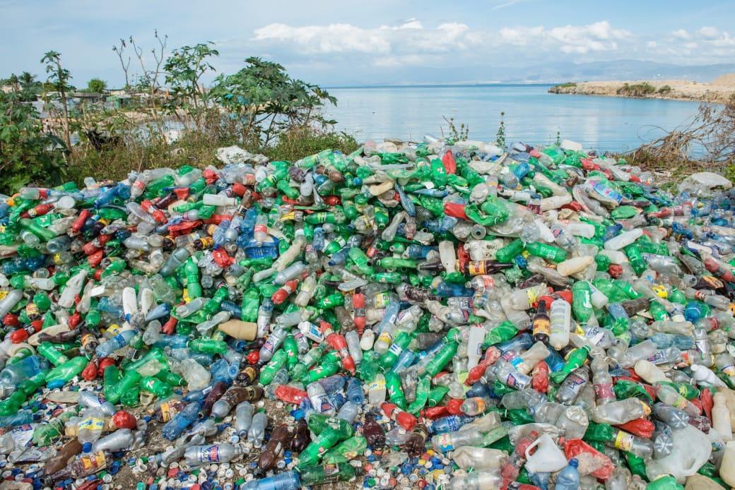 Пластыкавыя адходы. Забруджванне Зямлі.