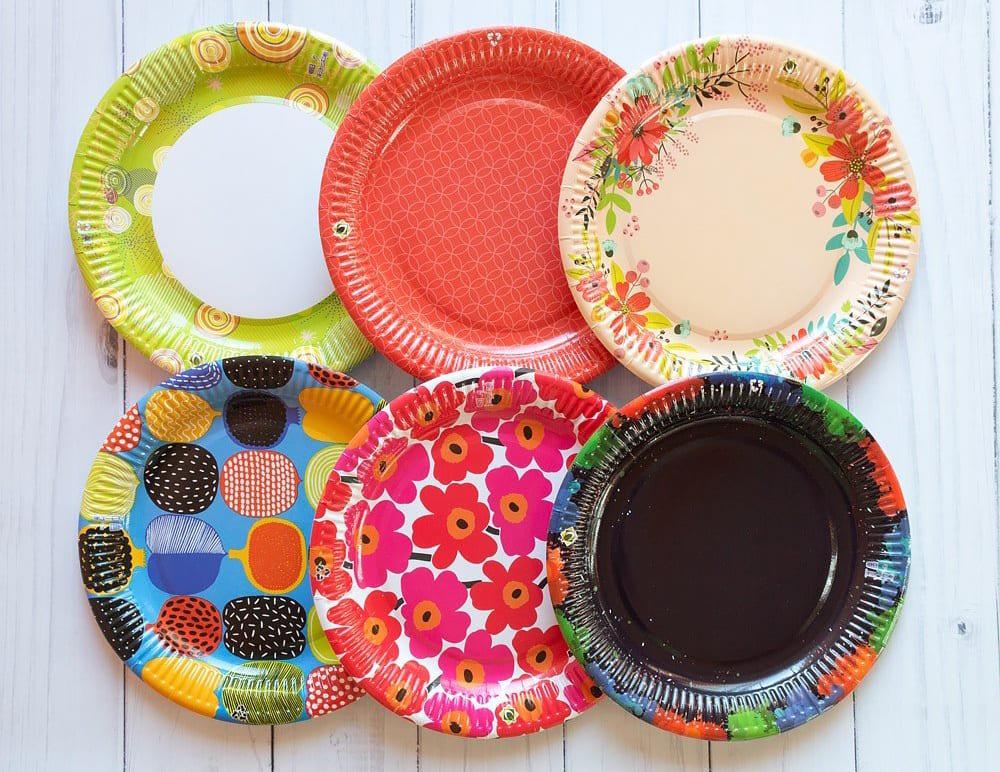 Пластыкавыя адходы. Ламінаваны посуд.