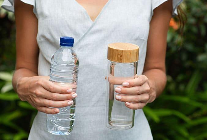 Пластыкавыя адходы. Адмаўляемся ад пластыка.