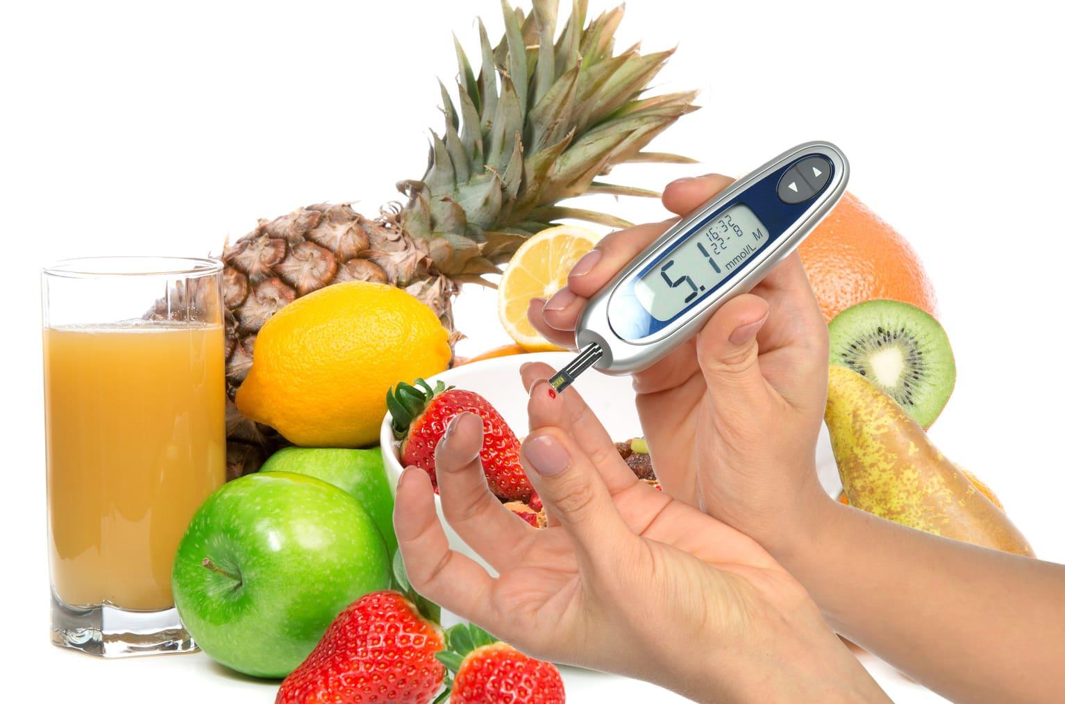 Ананас. Хворым на цукровы дыябет таксама можна.