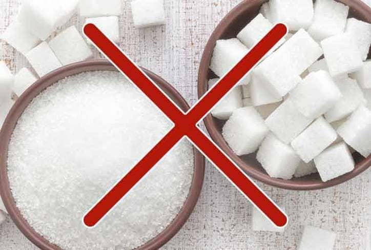 Соль і цукар – пад забаронай.