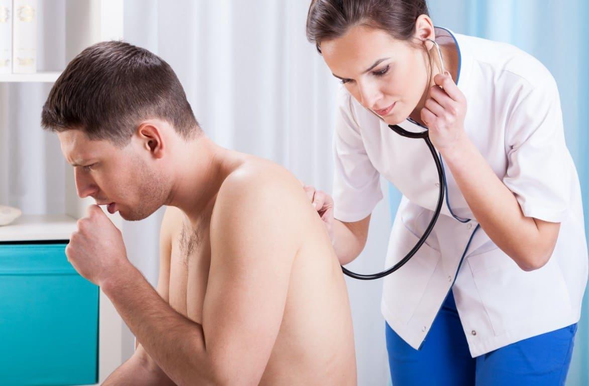 Туберкулёз. Якія сімпоты павінны насцярожыць