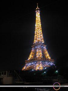 Эйфелева вежа. 2006 год.