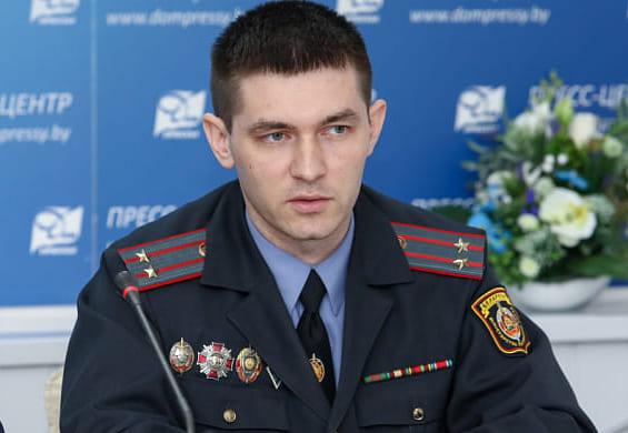 Дзмітрый Дудкоў