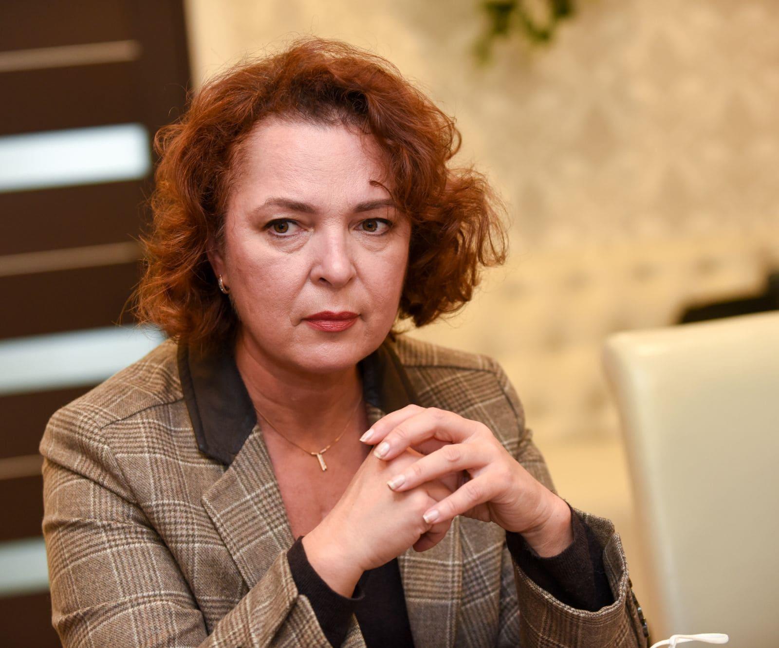 Людміла Жылевіч.