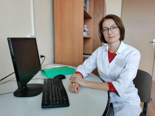 Ганна Буняк