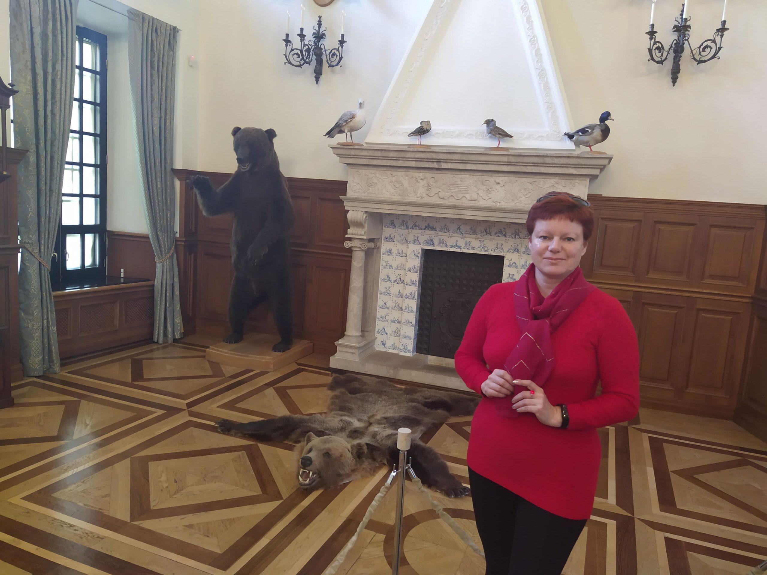 Музеі. Міжнародны дзей музеяў. Музей у Нясвіжскім палацы.