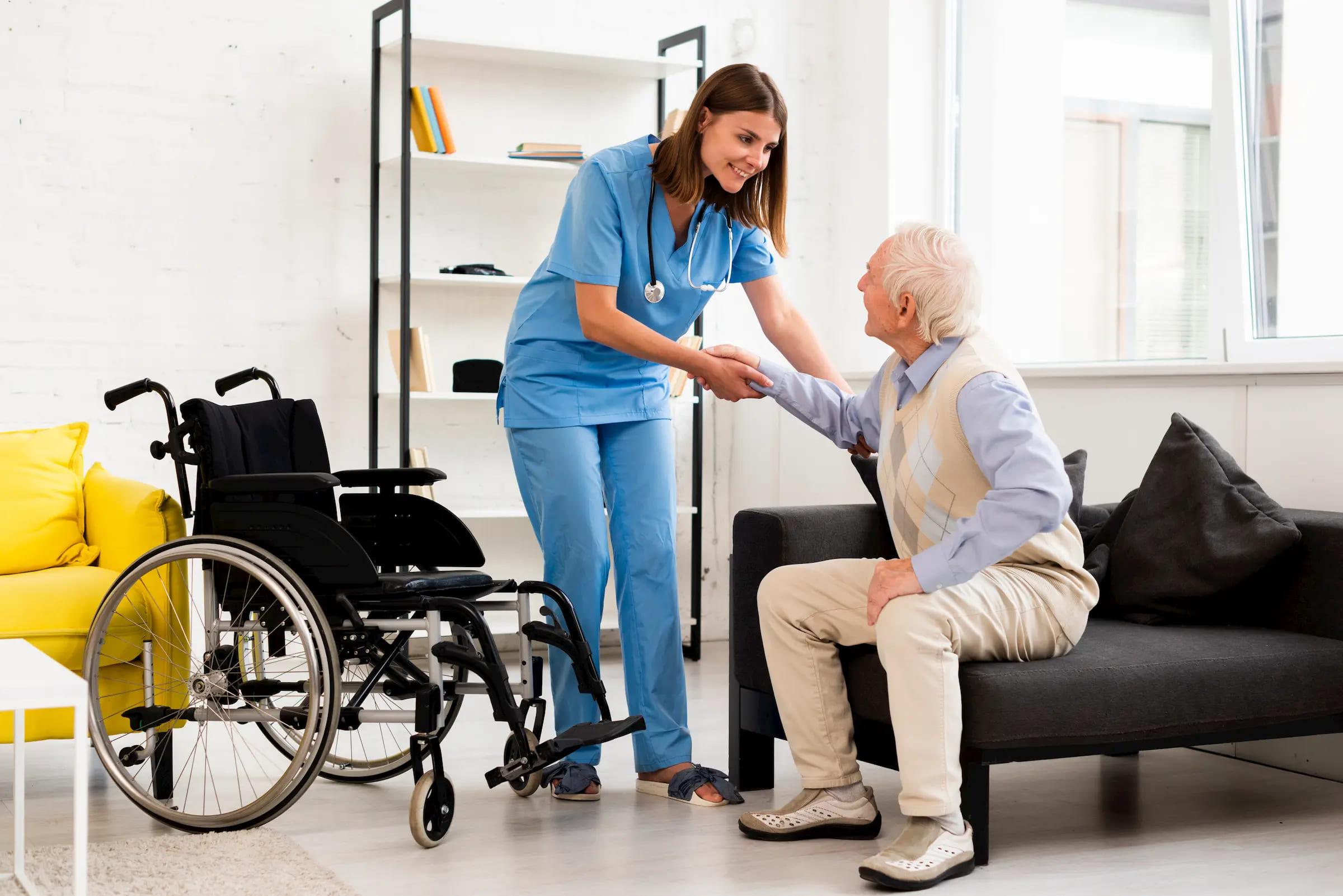Медыцынская рэабілітацыя. Што робіцца для інвалідаў.