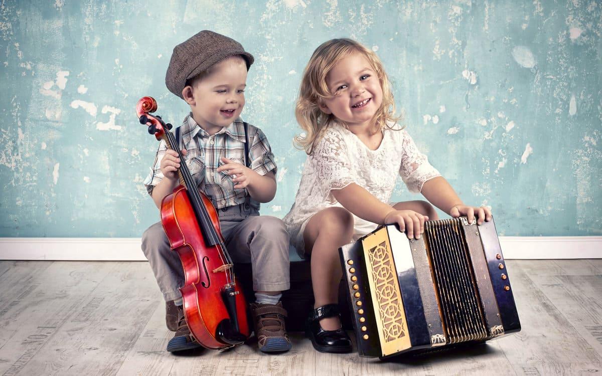 Балалайка. Іспыты пры прёме ў музычную школу.