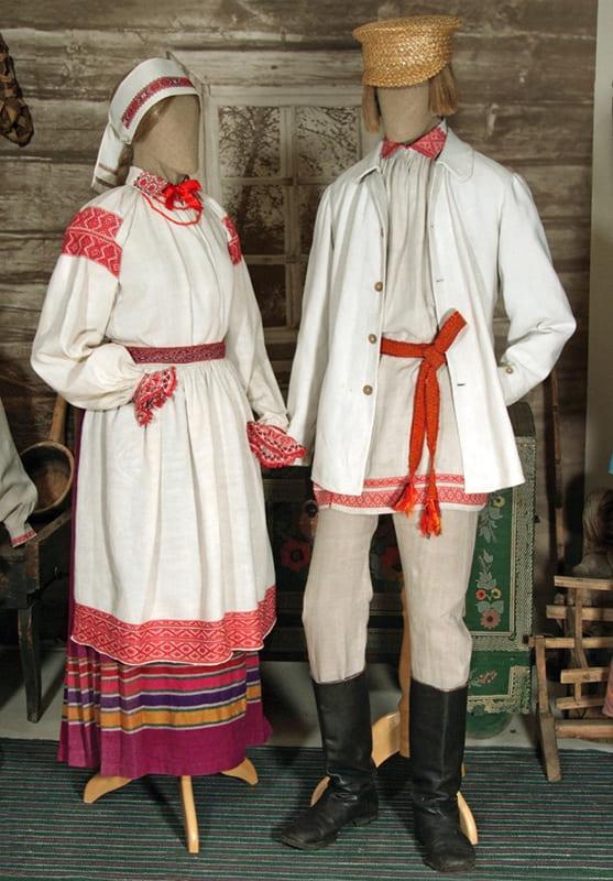 Беларускія паясы. Традыцыя падпярэзвацца.