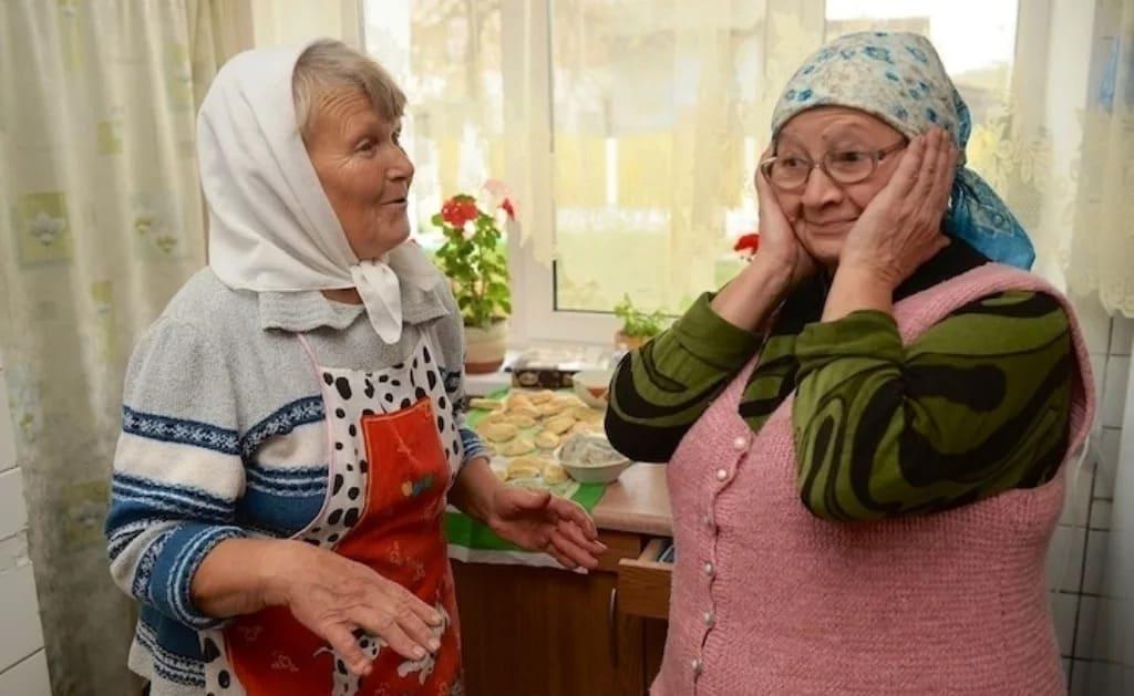 Беларуская мова. Вясковыя жанчыны.