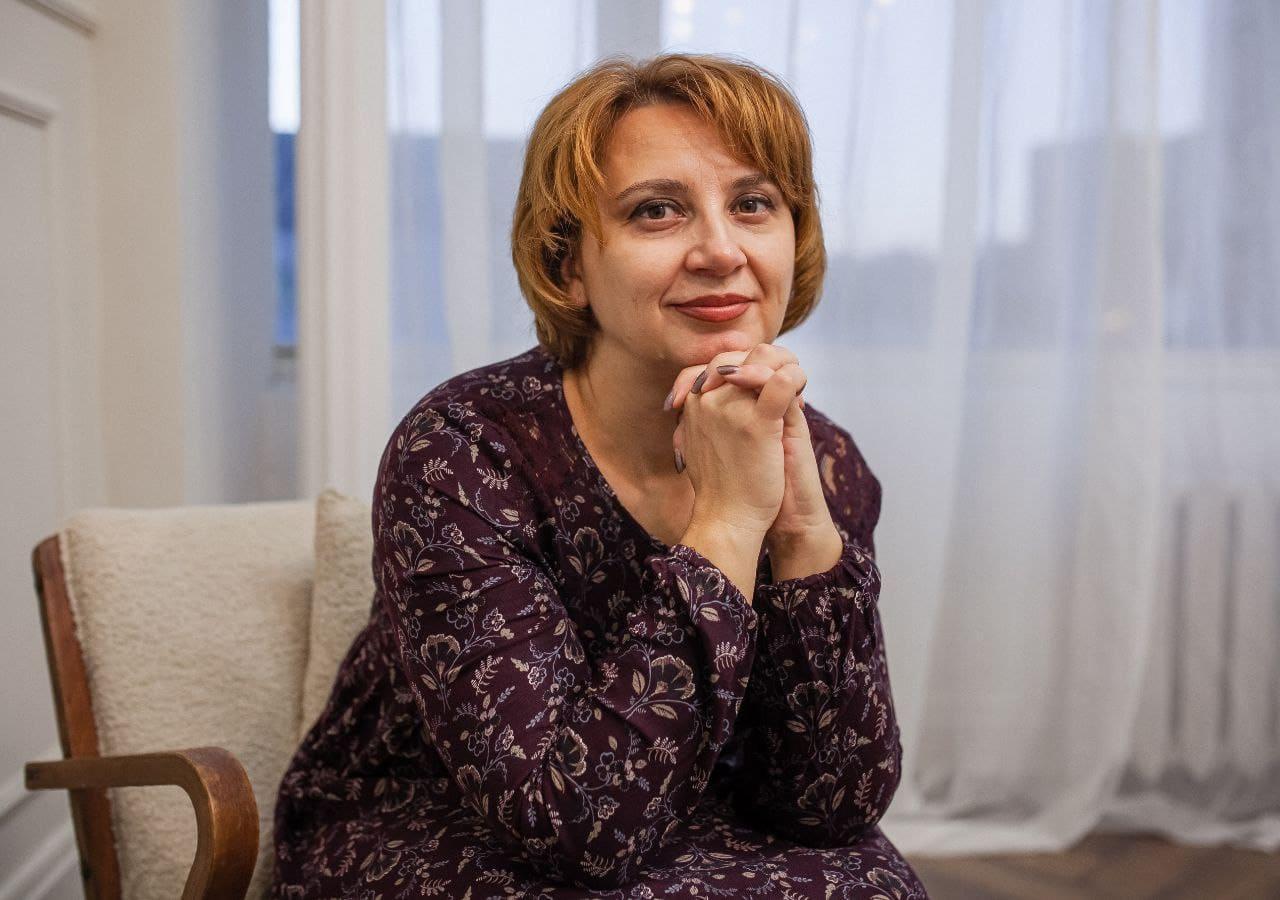 Наталля Шэйбак. Псіхолаг