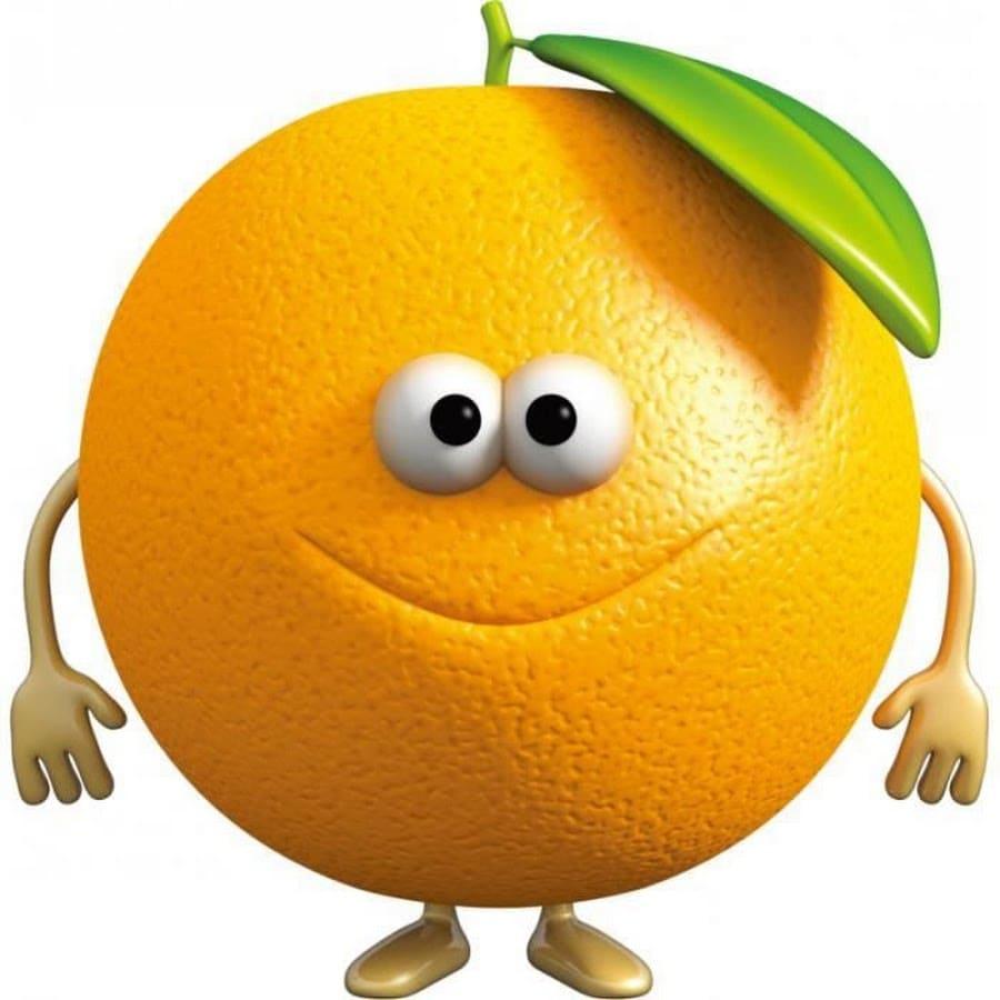 Яблыкі і апельсіны. Лепісін будзе вучыць дзяцей фігурнай нарэзцы.