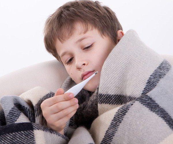 Сімптомы прастуды